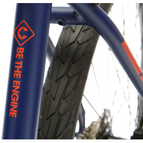 Kona Big Dew navy/red